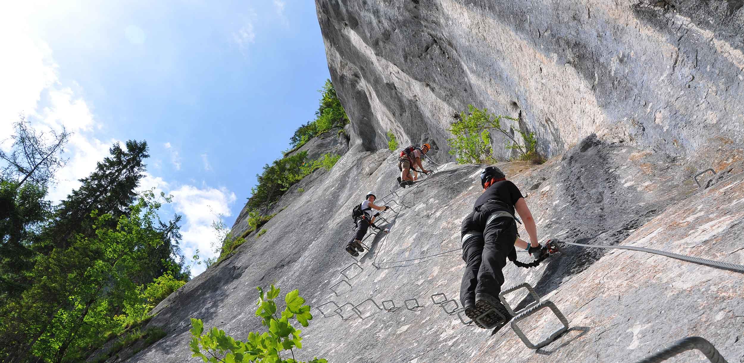 Klettersteigkurse-fuer-Einsteiger